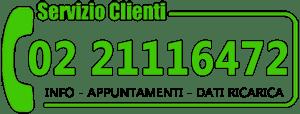 chiama il servizio clienti